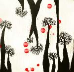 Moving-art - Camila Zaccarelli - Grabado - Artista chilena - Arte Latino americano - Mini Print International Cadaques